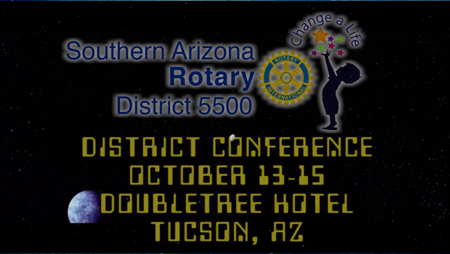 ARPF Memory Screenings at District 5500 Rotary Conference