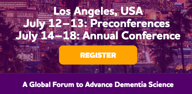 Alzheimer's Association International Conference 2019