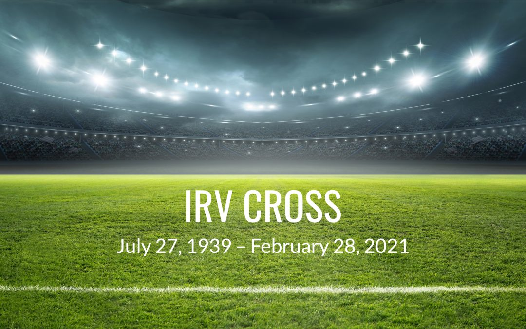 Remembering The Legacy of Irv Cross
