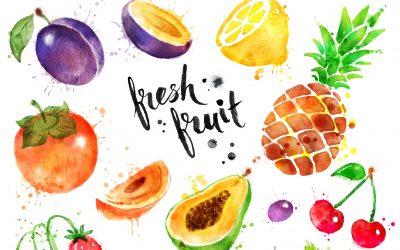 Summer Fruits for Brain Health